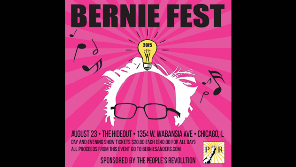 Bernie Fest @ The Hideout in Chicago