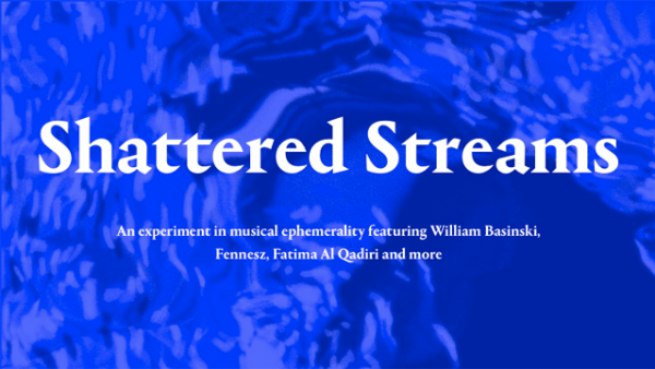 RBMA Launches Experimental Digital Series 'Shattered Streams'