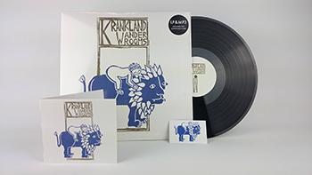 KRANKLAND's 'Wanderrooms' LP